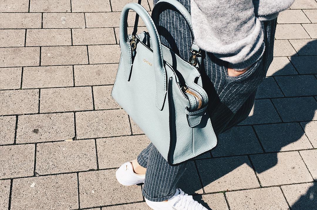 Kulinse: Outfit / Shades of Grey / DKNY