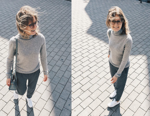 Kulinse_ Outfit / Shades of Grey_Titel