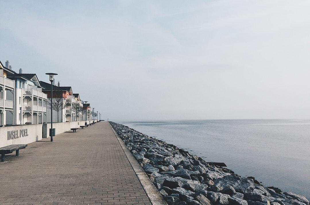 Promenade Weiße Wiek