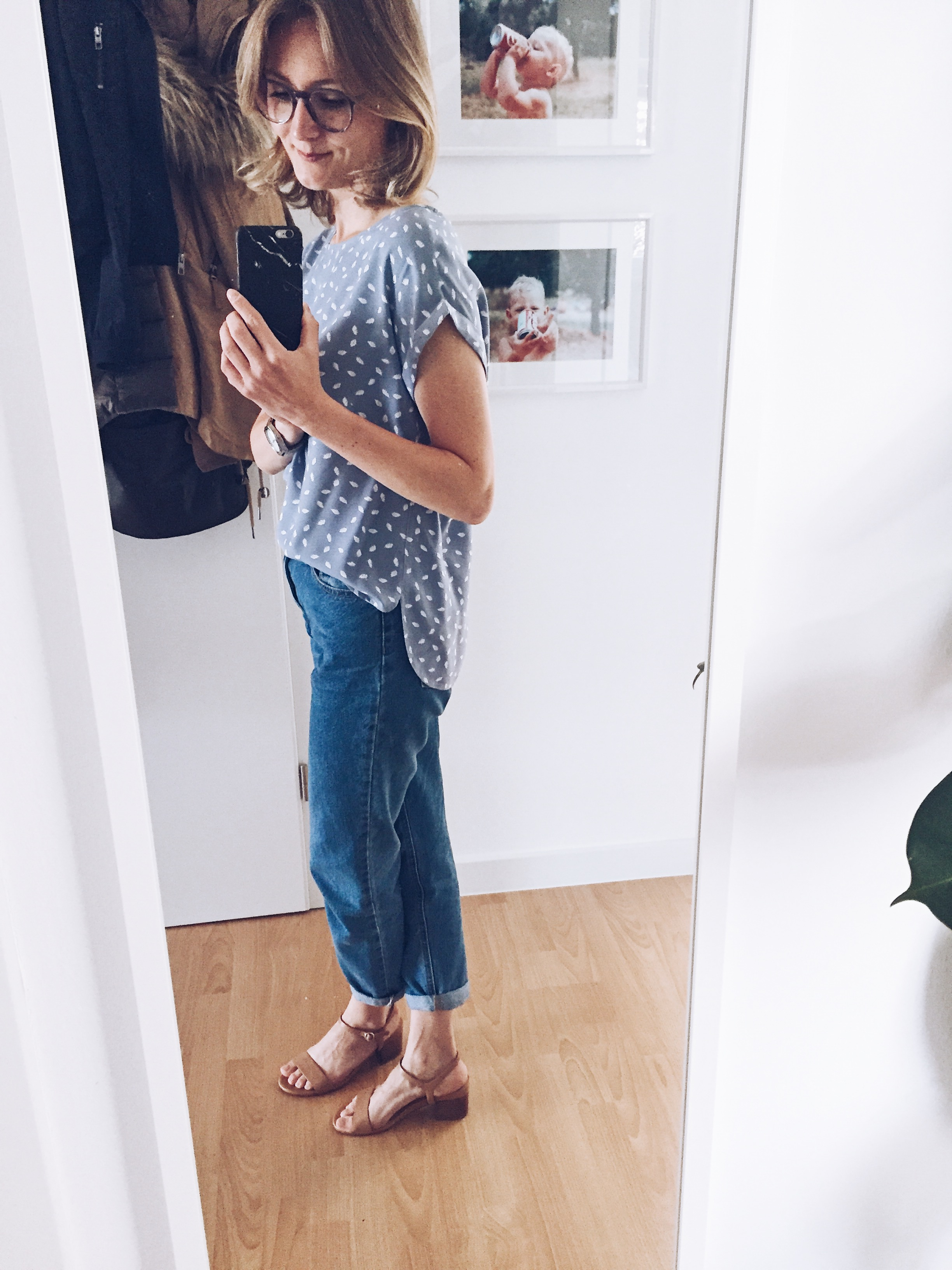 Momjeans Outfit