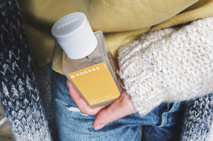 Korres Parfum White Tea Bergamot Freesia