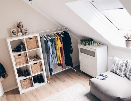 Schöner Wohnen Architect's Finest Ankleide Links