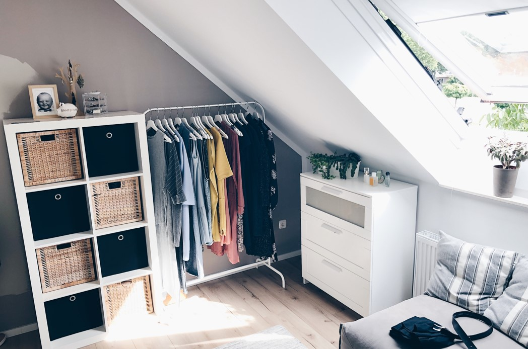 Schöner Wohnen Architects\' Finest. Unsere Ankleide im neuen Gewand.